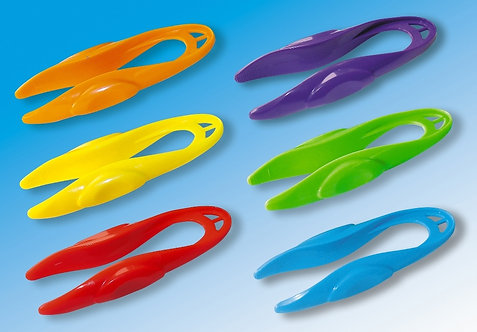Chunky Sensory Play Safety Tweezers Set of 3