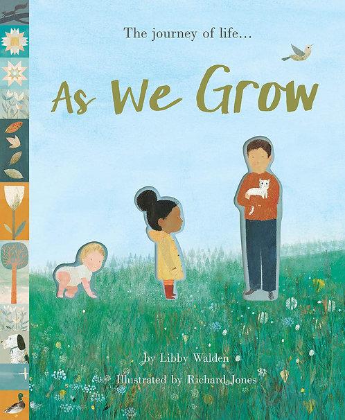As We Grow (Hardcover)