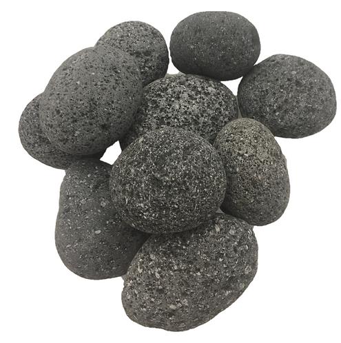 Papoose Natural Lava Volcanic Rocks 10 Piece