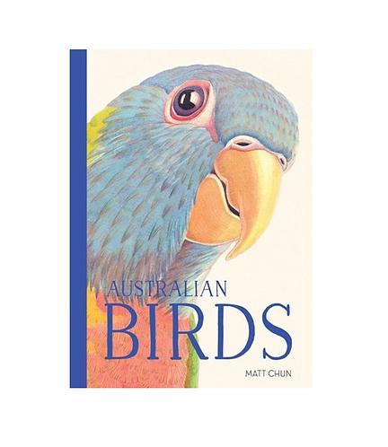 Australian Bird -Tactile Illustration