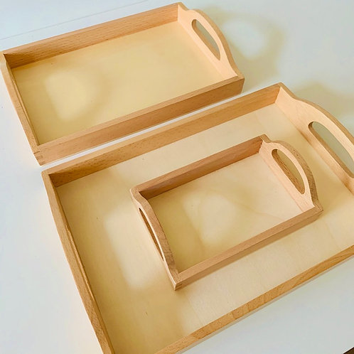 Wooden Tray Large (32 x 22cm)
