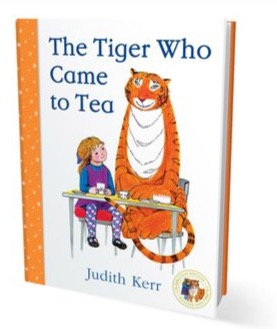The Tiger Who Came to Tea (Hardcover)