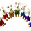 Thumbnail: Papoose Flexible Rainbow Mice Set of 7