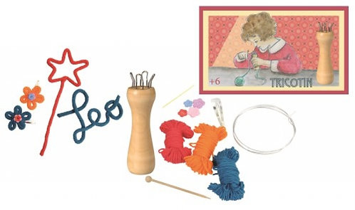 Tricotin Spool Knitting Set