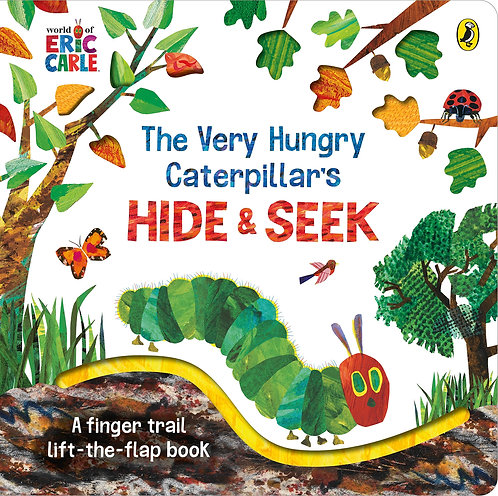 The Very Hungry Caterpillar's Hide-and-Seek (Board Book)