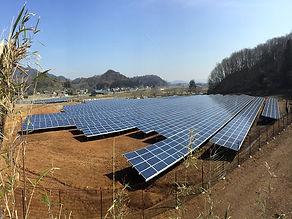 分譲型太陽光発電