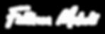 Fattima Mahdi white logo