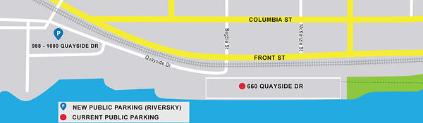 660 Quayside Parking Closure Map 05 24.j