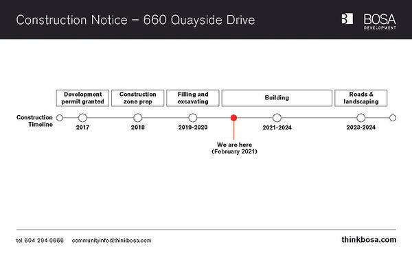 660 Quayside - Construction Notice - Fou