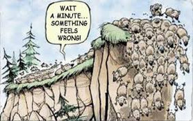 The lamentable lemmings of talent development