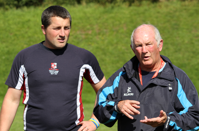 5000+ miles in the search for new coaching knowledge - a conversation with Nick Hill