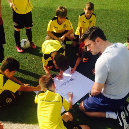 Coaching, Competition, Caterpillars & Cats - A random conversation on youth sport with Nick Leve