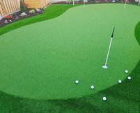 Golf Green Landscaping