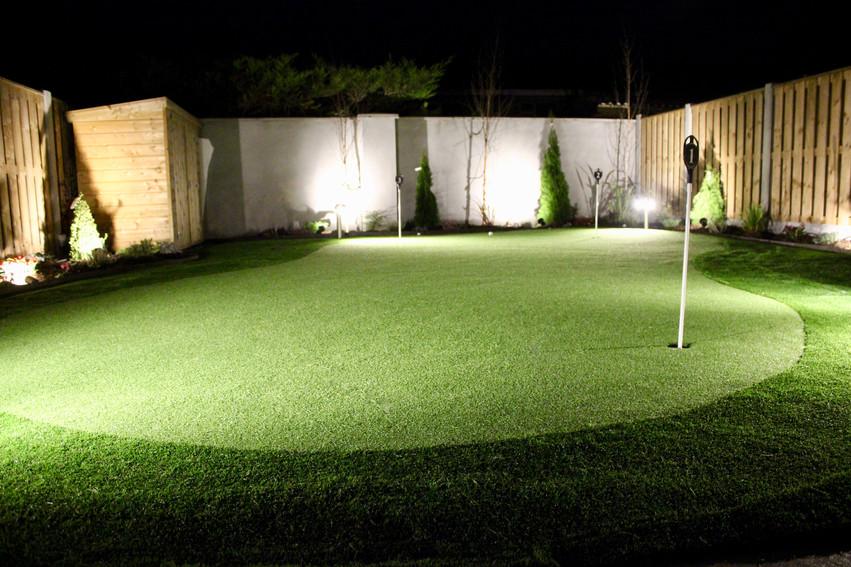 Garden Golf Green and Landscaping