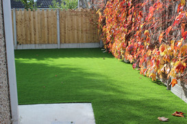 Golf Green installation and Lawn