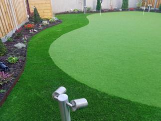 Garden Golf Green