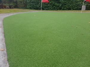 Practice Golf Green