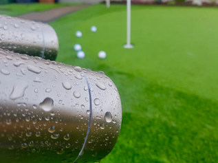 Golf Landscaping in Garden