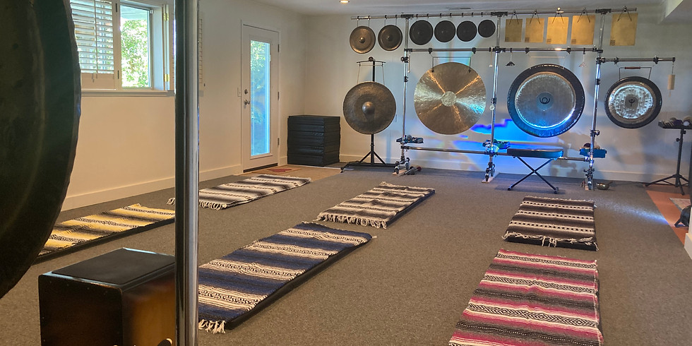 Gong Sound Immersion