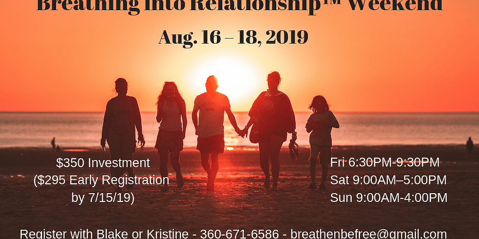 Breathing Into Relationships™ with Kristine and Blake Allen