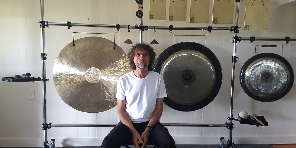 Ojai Gong Sound Immersion