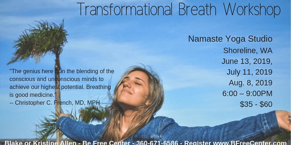 Transformational Breath® Workshop with Kristine and Blake Allen