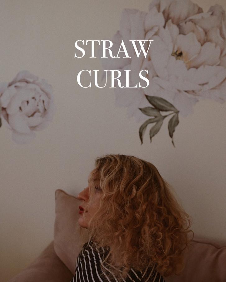 Straw Curls