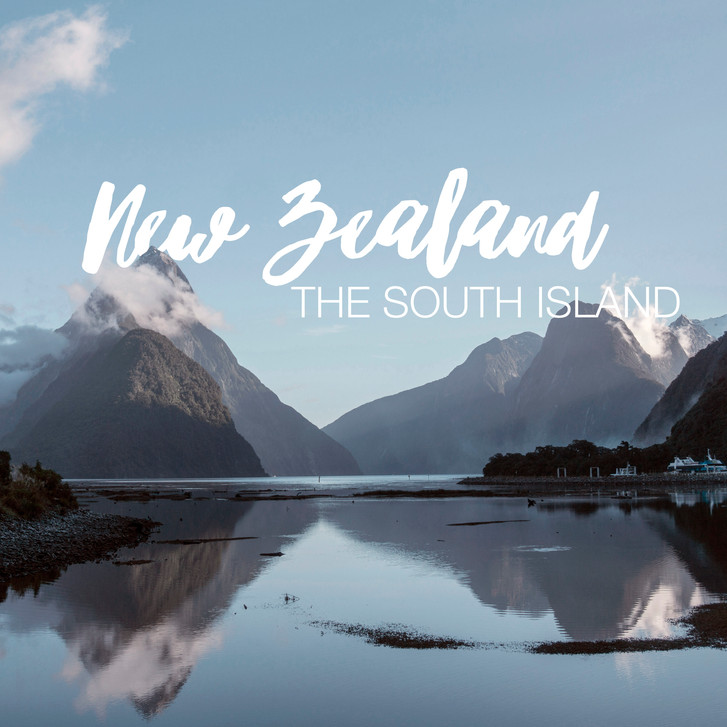 New Zealand: Road Trip In The South Island