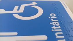placa de braille