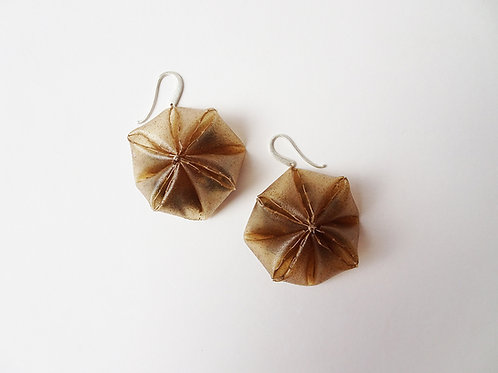 VEGGIEPLASTIC Aromatherapy Earrings (Lavender)