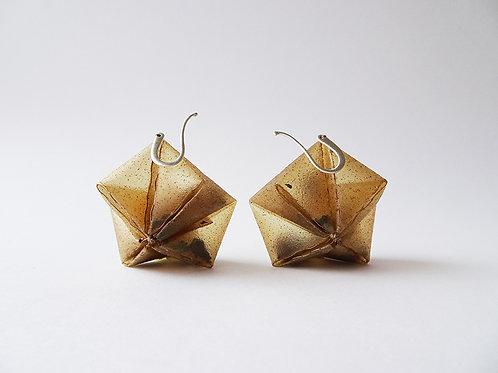 VEGGIEPLASTIC Aromatherapy Earrings (Mint & Cinnamon)