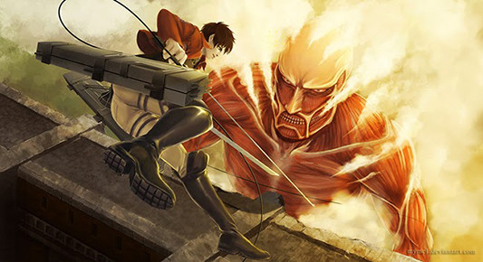 Attack On Titan LIVE-ACTION 2015