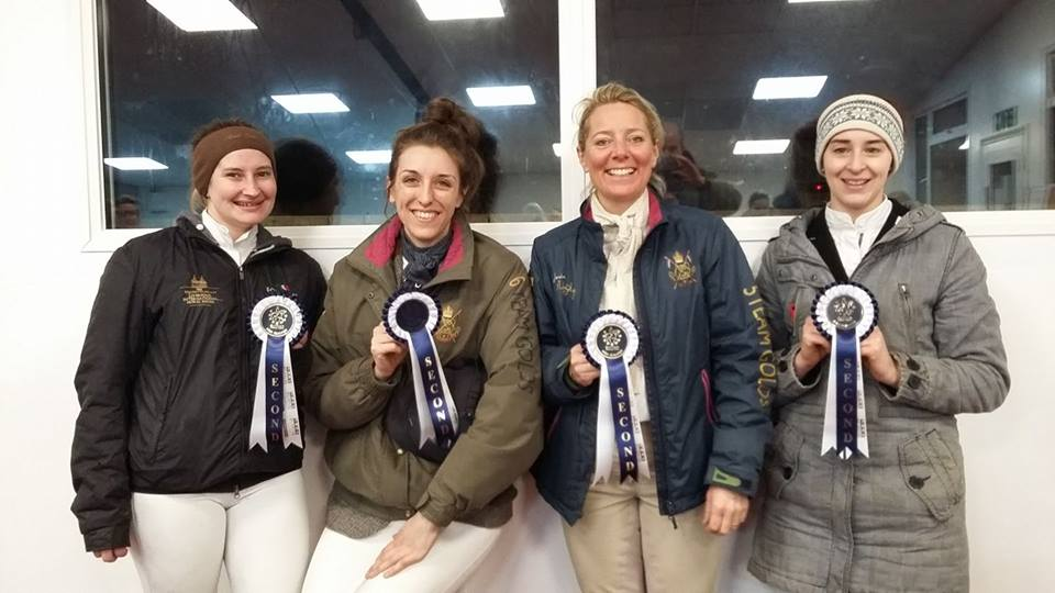 LVFRC Team Winter Showjumping 80cm