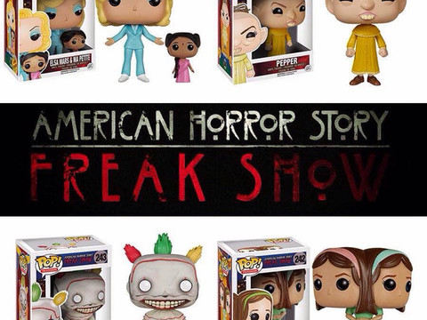 American Horror Story Funko POPs!