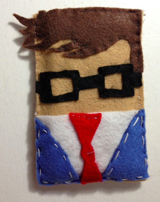 Doctor Who Tennant iPhone Case