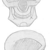 Skull Sketches 2