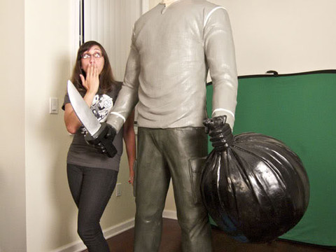 6ft Life Size Dexter Doll
