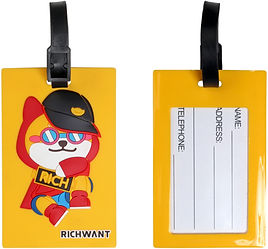 Rich Want Luggage Tag.jpg