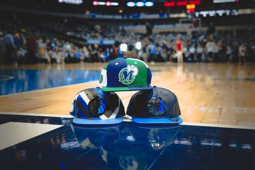 21.  Dallas Mavericks Hat Stack.jpg
