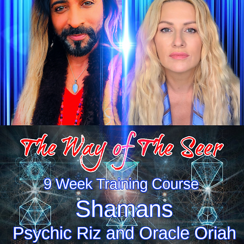 The Way of The Seer 9 Week Training