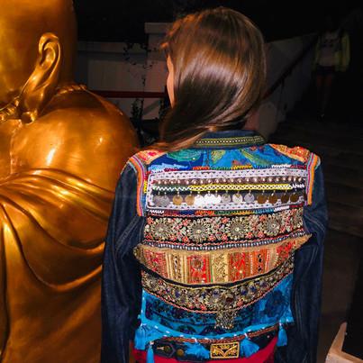 sacred medicine IG 2 rockstar jacket mod