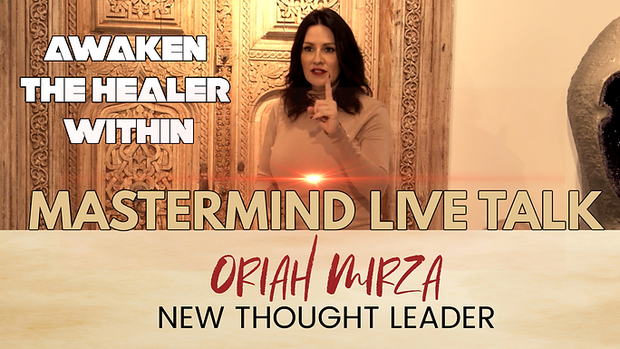 Awaken the healer within live talk ful l