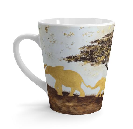 Manifestation Latte Mug