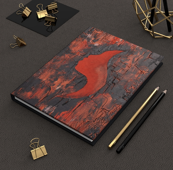 Lost Hope - Hard Cover Journal
