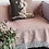 Thumbnail: The Naked Melanin Truth - Faux Suede Square Pillow