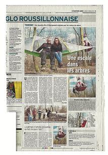 Parution Le Dauphiné Libéré du 10/05/18