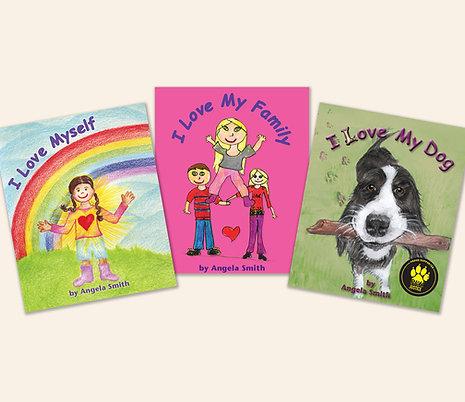 ePUB I Love Book Series