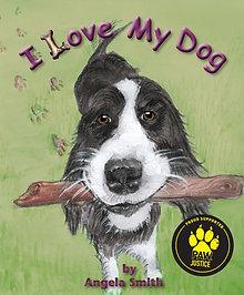 I Love My Dog Printed Book