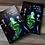 Thumbnail: Às vezes, na noite escura: Livro + Print + E-book