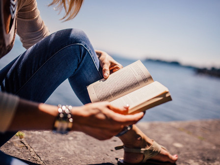 Sete livros para escritores